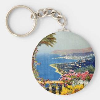 Sanremo Keychain