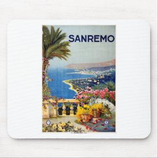 Sanremo Mouse Pad