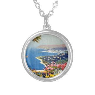 Sanremo Silver Plated Necklace