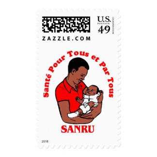 SANRU Program Stamps
