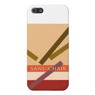 """Sans Chair"" iPhone SE/5/5s Cover"