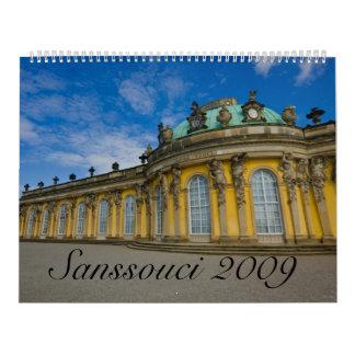 Sanssouci 2009 Calendar
