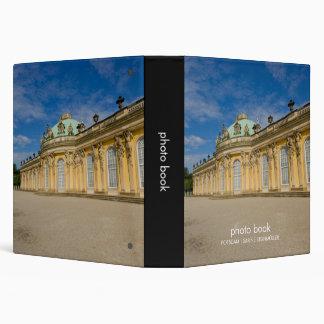 Sanssouci Palace Photo Book 3 Ring Binder
