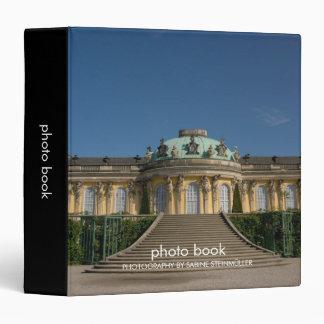 Sanssouci Palace Photo Book Binder