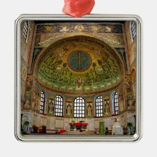 Sant' Apollinare in Classe Metal Ornament