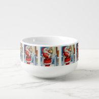 Santa 001 soup mug