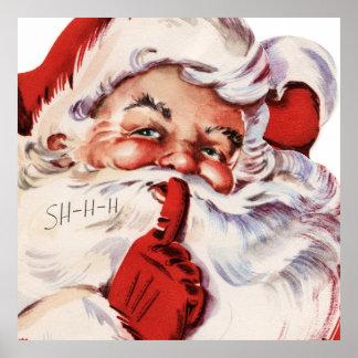 Santa 002 poster