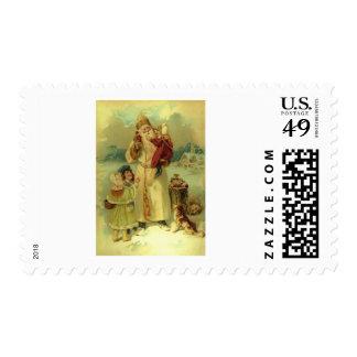 Santa 1897 stamps