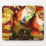 Santa 1 mouse pad