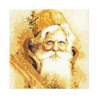 Santa 2014-1041 canvas print