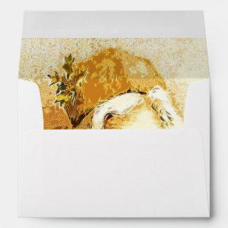 Santa 2014-1041 envelope