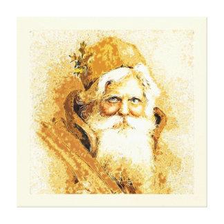 Santa 2014-1041 impresión en lona