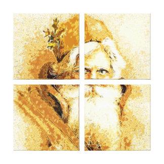Santa 2014-1041 impresiones de lienzo