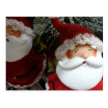 Santa 2 postcard