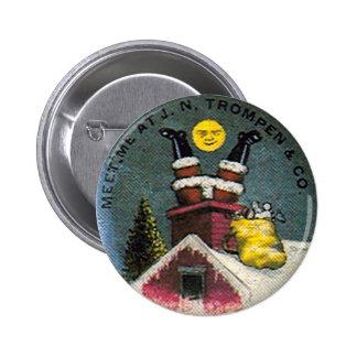 Santa 3 - Botón Pins