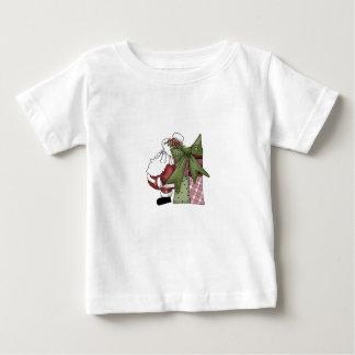 santa_4 baby T-Shirt