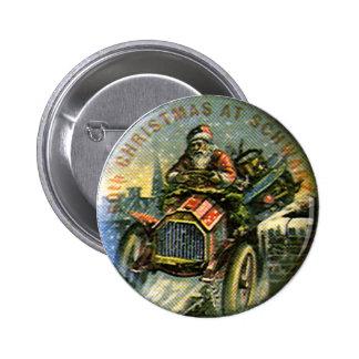 Santa 4 - Botón Pins