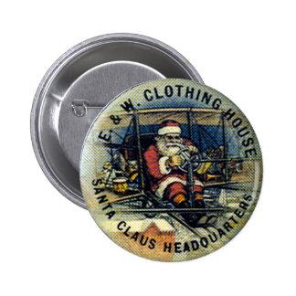 Santa 5 - Botón Pins
