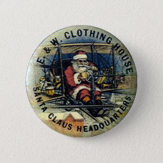 Santa 5 - Button