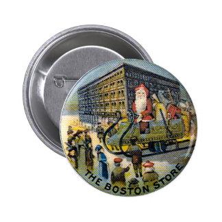 Santa 6 - Botón Pin