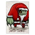 Santa agarra… felicitaciones