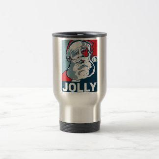 Santa alegre taza