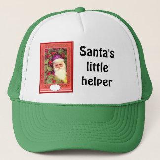 Santa among the berries trucker hat