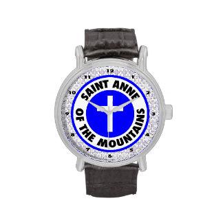 Santa Ana de las montañas Reloj