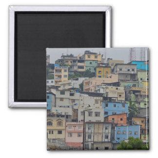Santa Ana Hill - Guayaquil Ecuador Magnet