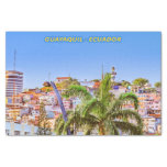 Santa Ana Hill, Guayaquil Poster Print Tissue Paper