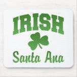 Santa Ana Irish Mousepad