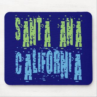 Santa Ana Mouse Pad