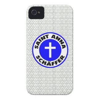 Santa Ana Schäffer iPhone 4 Case-Mate Cárcasas