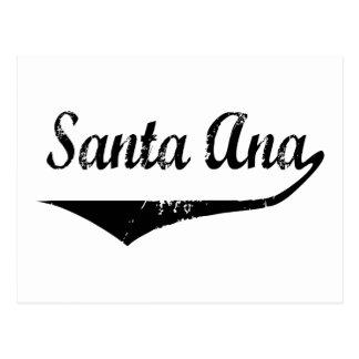 Santa Ana Tarjeta Postal