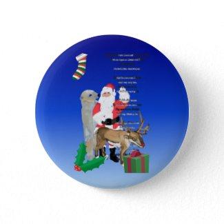 Santa and Friends 2 button