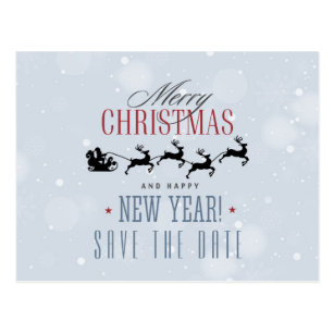 Christmas In Australia Date.Reindeer Save The Date Gifts On Zazzle