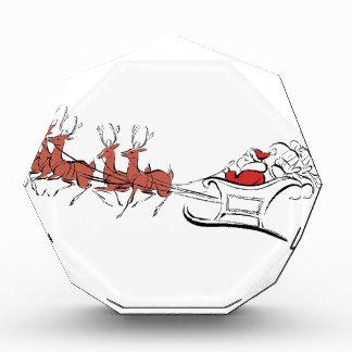 Santa and his Sleigh Award