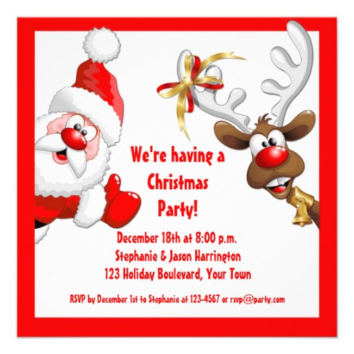 Ugly Sweater Party Invitation as nice invitations sample