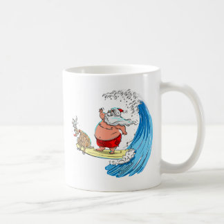 saNtA aNd RuDoLf Coffee Mug