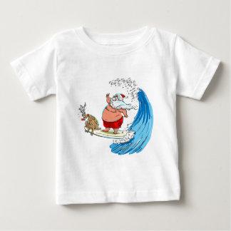SaNtA aNd RuDoLf Infant T-shirt