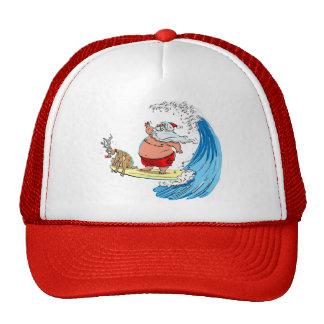 saNtA aNd RuDoLf Trucker Hat