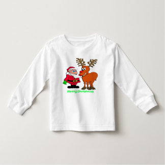 Santa and T-Shirts & Gifts