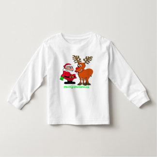 Santa and T-Shirts & Gifts