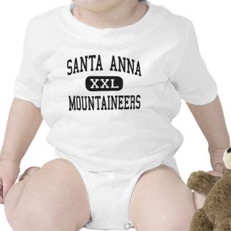 Santa Anna - Mountaineers - High - Santa Anna Rompers