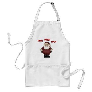 Santa Adult Apron