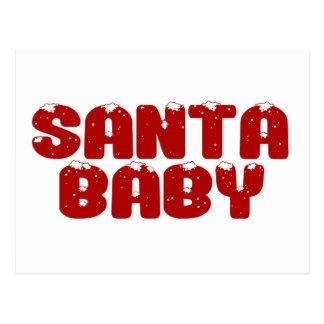 Santa Baby2 Postcard