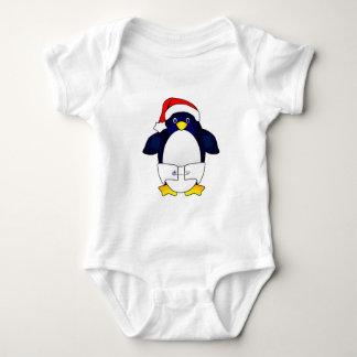 Santa Baby Baby Bodysuit
