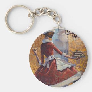 Santa Baby Keychain
