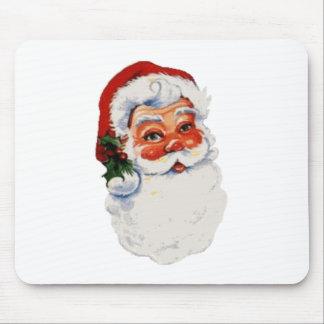 Santa baby! mouse pad