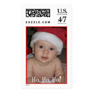 Santa Baby Postage